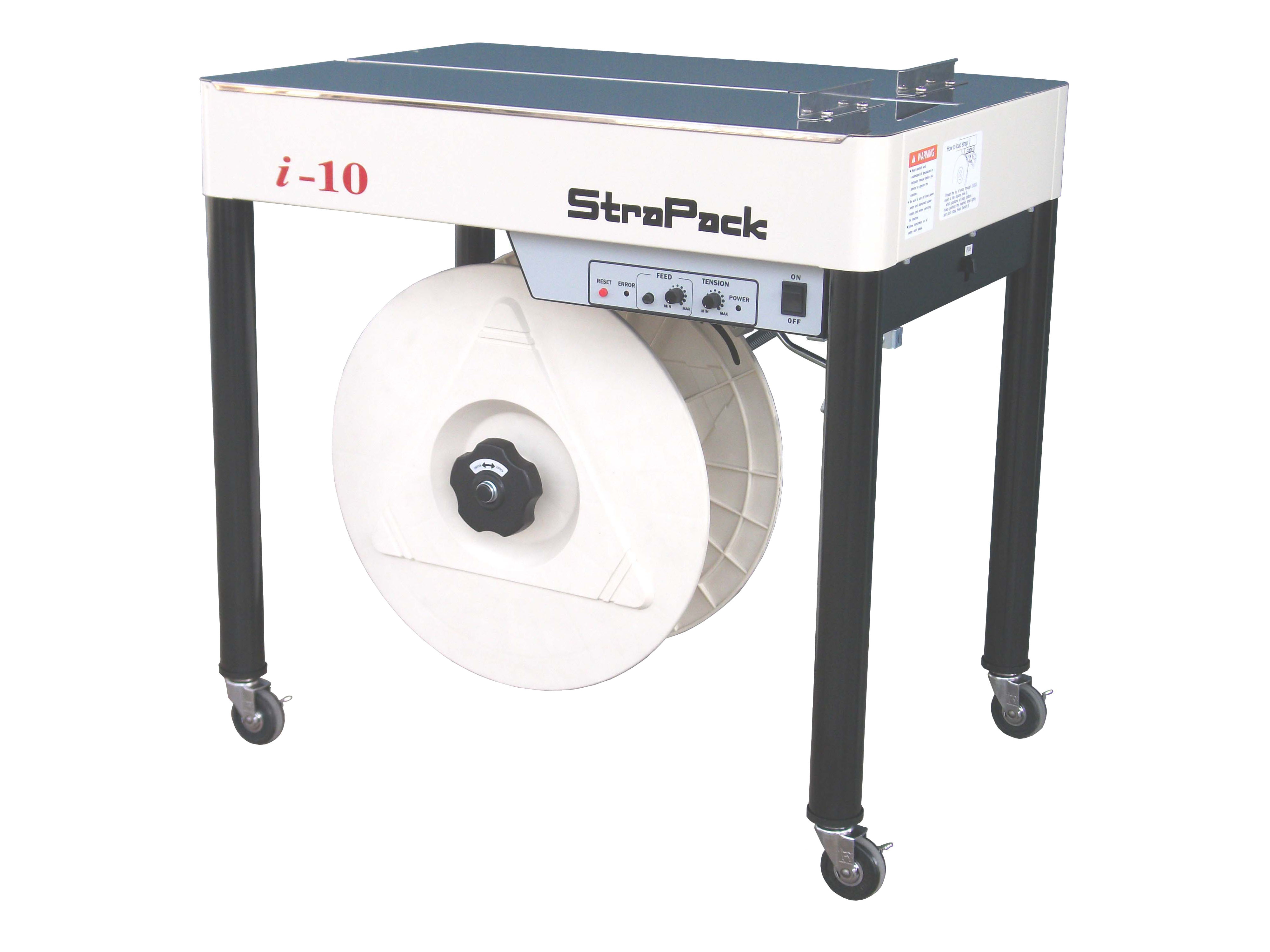 I-10 Semi Automatic Strapping Machine