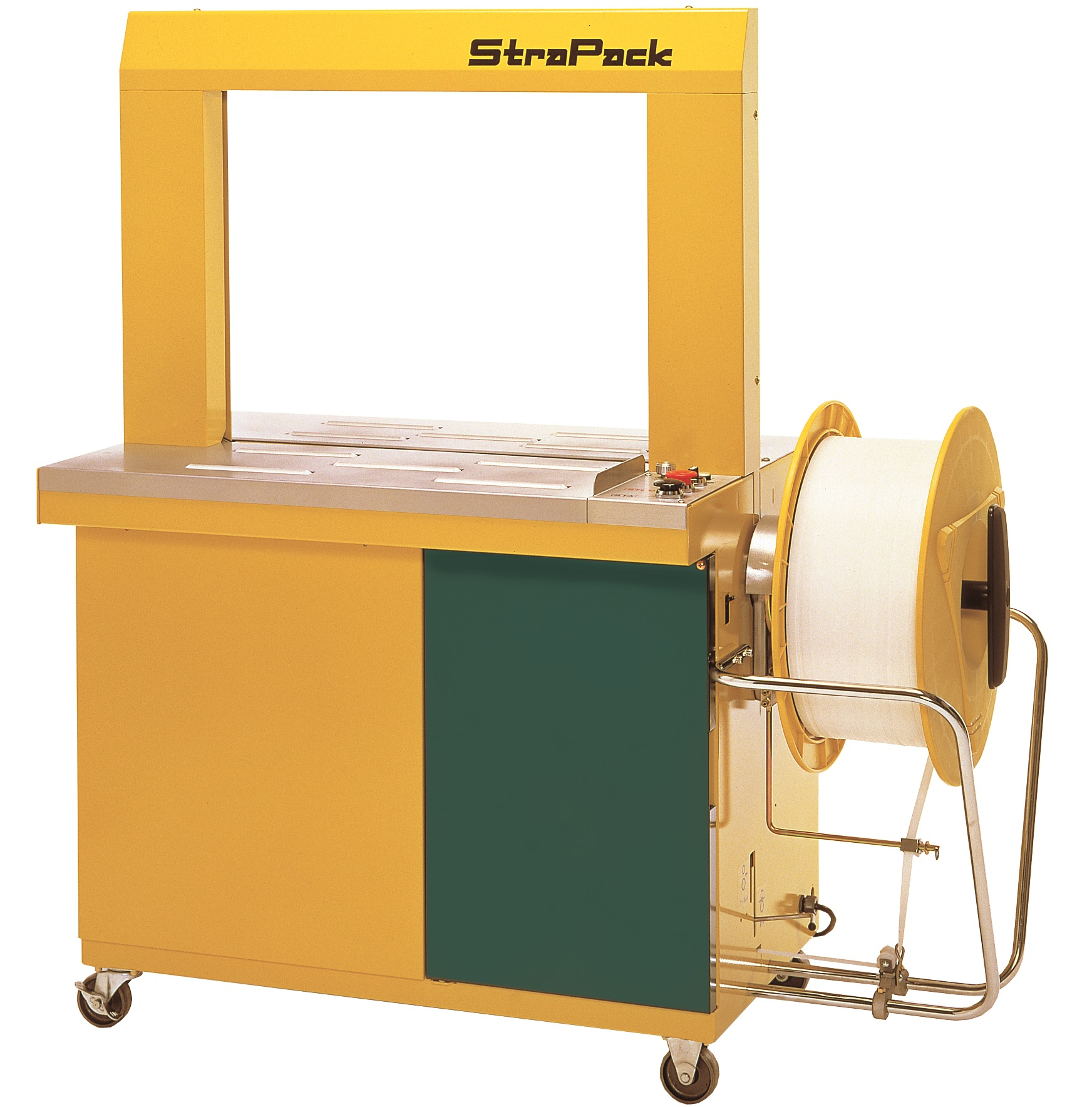 RQ-8X Automatic Strapping Machine